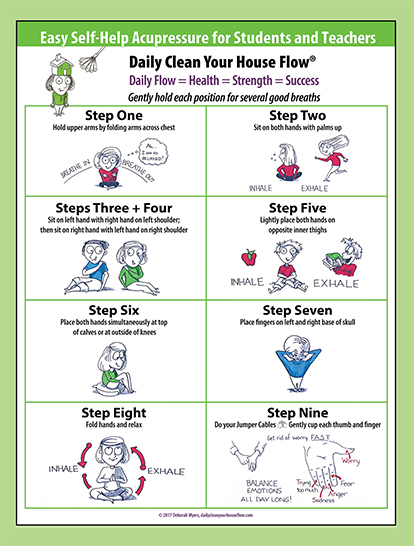 easy Self Help Posters