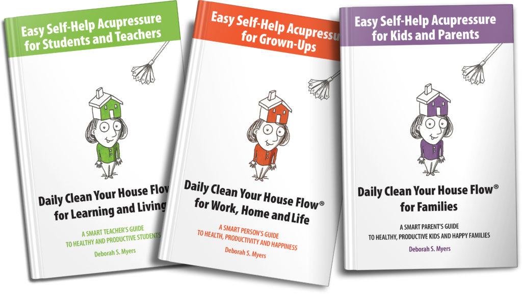 Easy Self-Help Acupressure Series