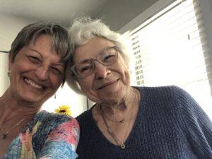 Deborah Myers and Vilma Ginzberg
