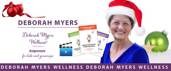 Deborah Myers Wellness Holiday Banner